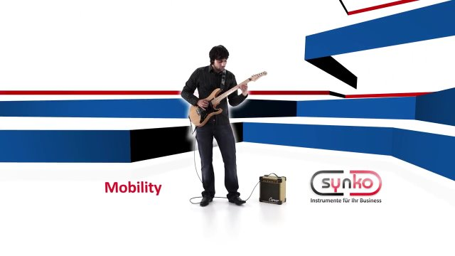 Mit synko BarScan und synko Mobile haben Sie eine voll integrierte Scannerlösung und jederzeit von überall Zugriff an di