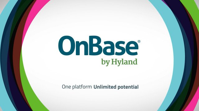 OnBase by Hyland - Case Management