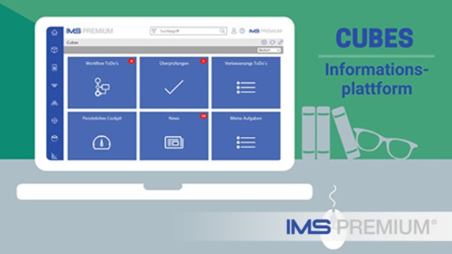 IMS PREMIUM - Informationsplattform Cubes