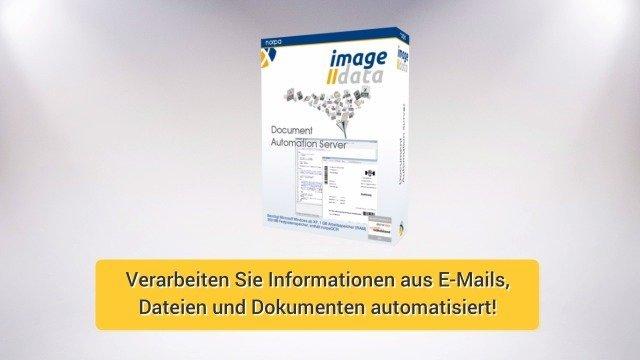 Automatisierte Datenerfassung mit image2data
