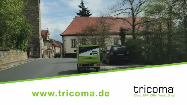 2. Produktvideo tricoma  - Versandhandelssoftware / Shopsystem