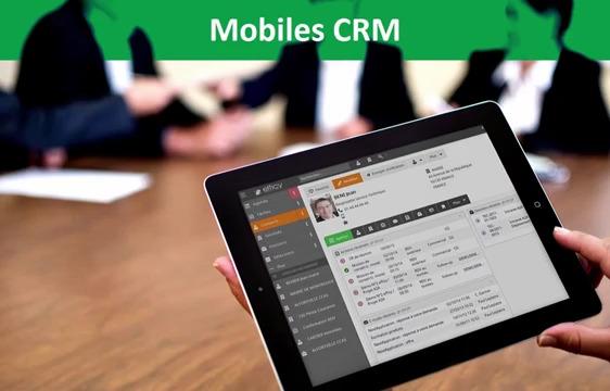 Hauptfunktionalitäten von Efficy CRM