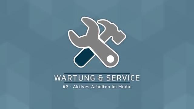 Wartung & Service #2 - Arbeiten im Modul | TopKontor Handwerk