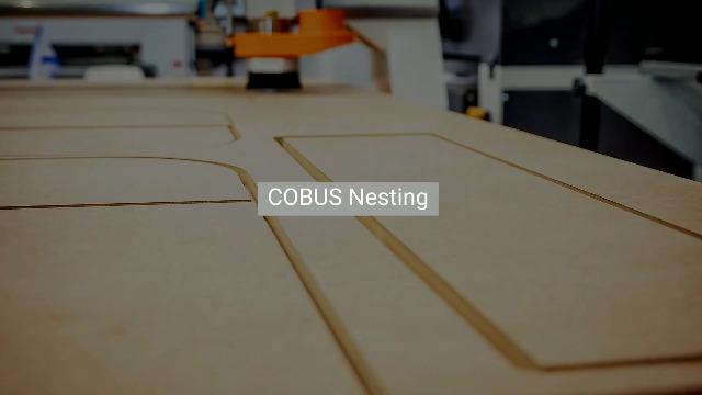 COBUS NCAD | CAD/CAM Nesting