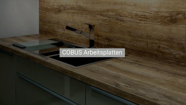 COBUS NCAD | CAD/CAM Arbeitsplatten