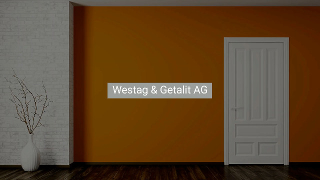 Referenzvideo Westag & Getalit AG