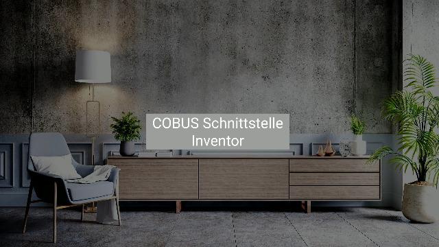 COBUS NCAD | CAD/CAM Schnittstelle Inventor