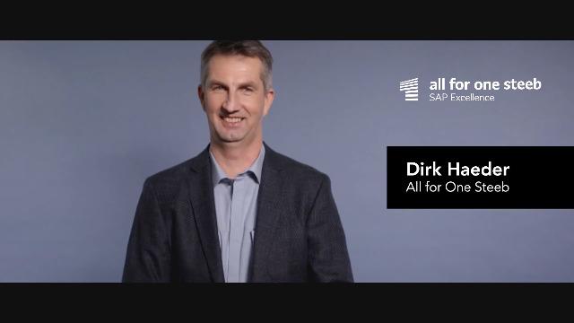 Cloud ERP für den Mittelstand - SAP Business ByDesign