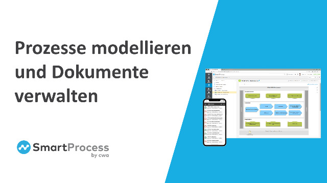Video Prozessmanagement, Workflow und QM mit SmartProcess