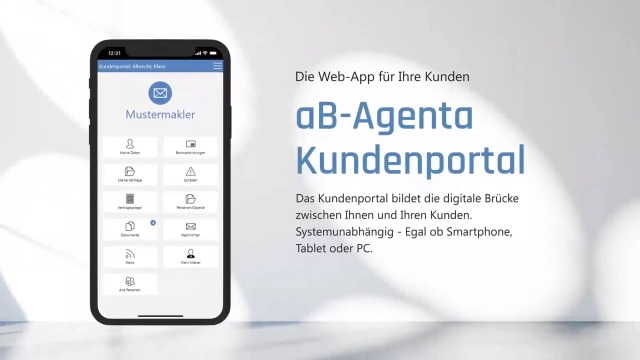 aB-Agenta Kundenportal