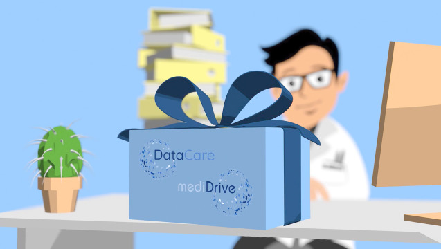 DataCare + MediDrive