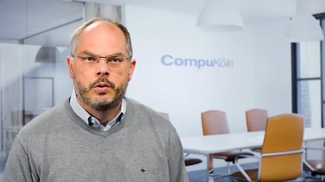 Warum CompuDMS so einfach und intuitiv ist.