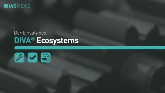 Der Einsatz des DIVA® Ecosystems – Instandhaltungssoftware