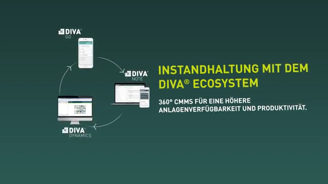 IAS MEXIS GmbH – DIVA® Instandhaltungssoftware