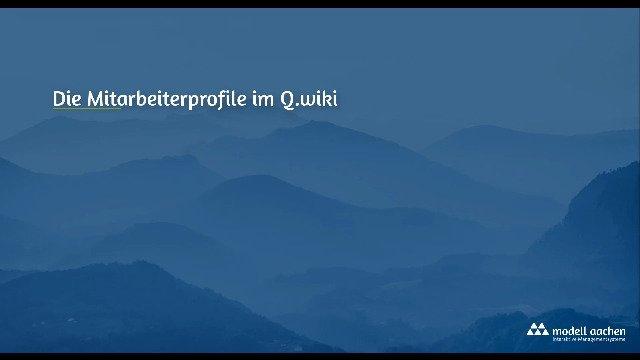 Q.wiki – Mitarbeiter-App