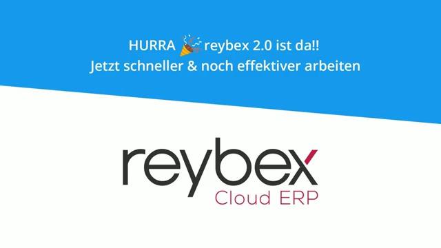 reybex Cloud ERP, Warenwirtschaft, CRM, Lager