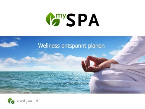 MY SPA Wellnessplaner Video