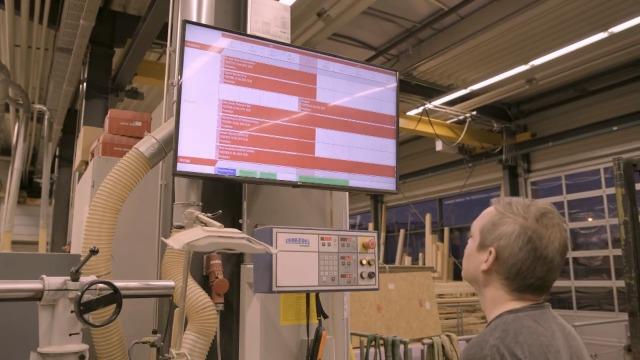 Z!NK Operative Software | Fensterbau Leopold -  'MMC' ein tolles, einfach gestricktes Programm