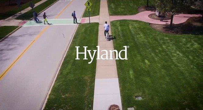 Hyland Brand Video