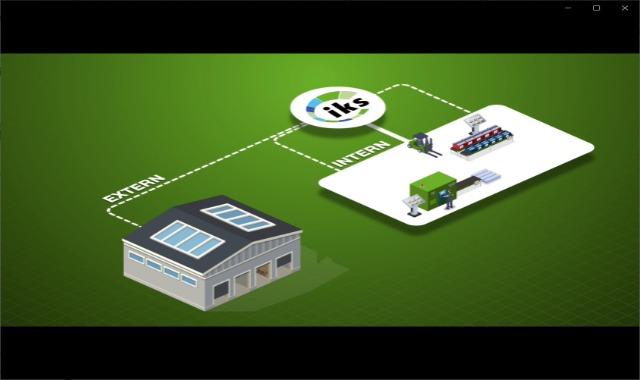 Integrated Kanban System (IKS) -- Die web-basierte E-KANBAN Lösung für Ihr Unternehmen