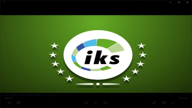 IKS used by our Italian customer BAXI --  E-KANBAN in Production and Logistic