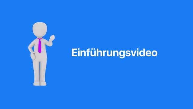 Einführungsvideo - Arbeitszeiterfassung, Projektzeiterfassung