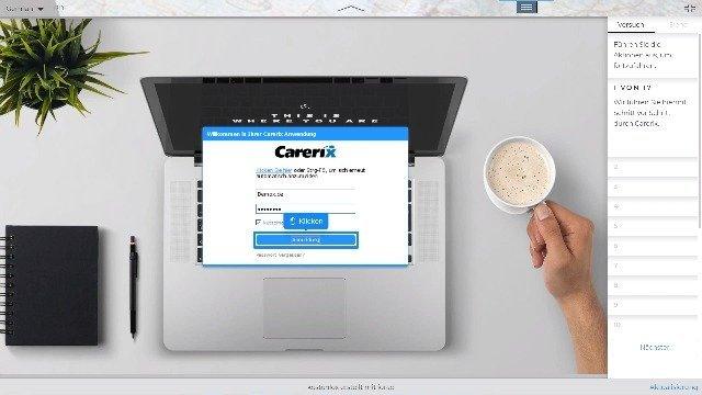 Carerix Bewerbermanagement