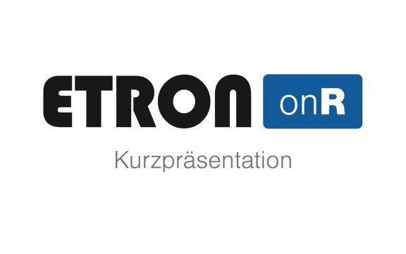 1. Produktvideo ETRON onR - Kassensoftware