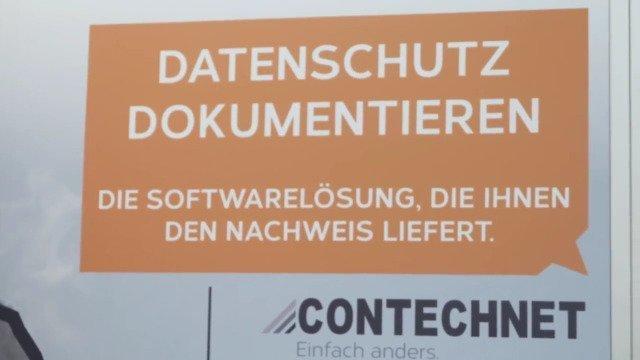 it-sa 2017: CONTECHNET mit neuer Datenschutzsoftware INPRIVE