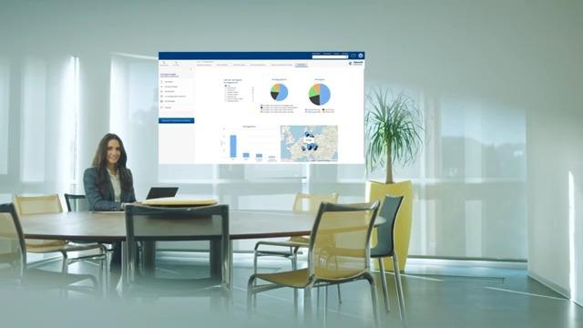 Fabasoft Contracts: Profitieren Sie von intelligenten Berichten.