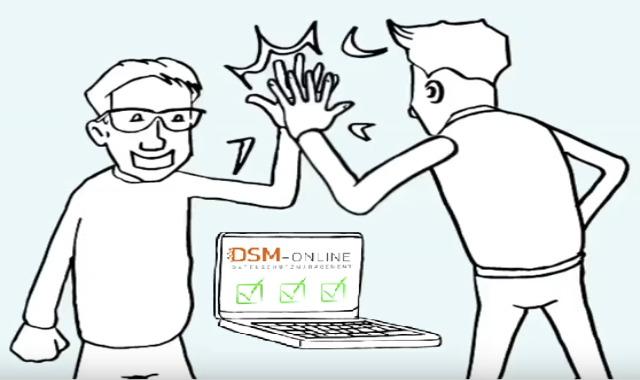 Datenschutz mit DSM-Online schnell und einfach erklärt