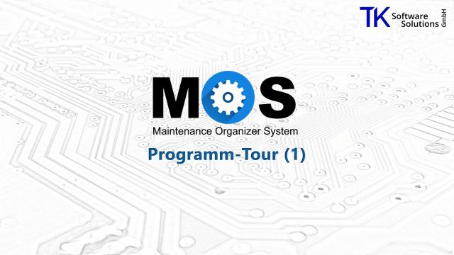 MOS - Programm-Tour 1/5