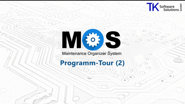 MOS - Programm-Tour 2/5