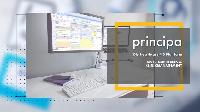 principa Die Healthcare 4.0 Plattform