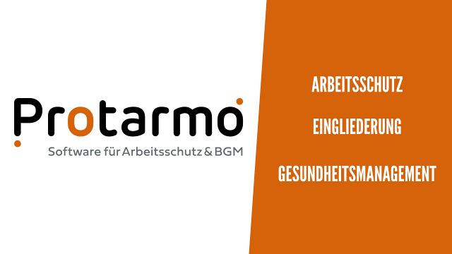 Protarmo Erklärvideo: webbasierte Lösung für Arbeitsschutz, Eingliederung und Gesundheitsförderung