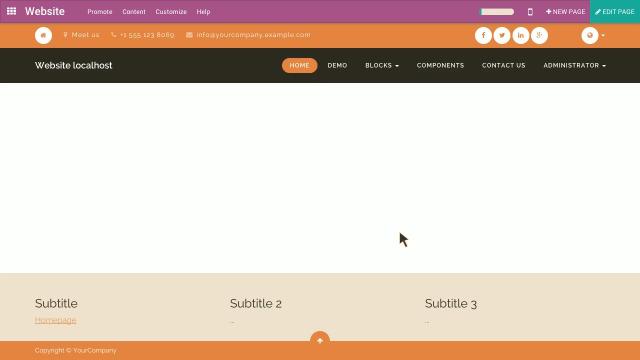 Website- Builder