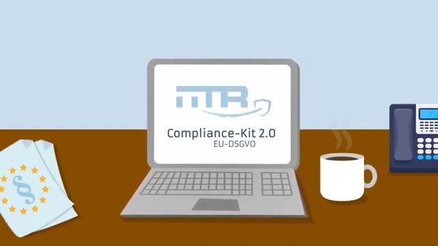 Compliance-Kit 2.0: das umfassende Tool zur EU-DSGVO