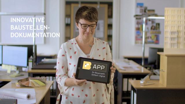 Die App zur innovativen Baustellen-Dokumentation: BAPP