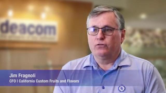 Was Ihr ERP-System bieten muss – Customer Story von California Custom Fruits and Flavors