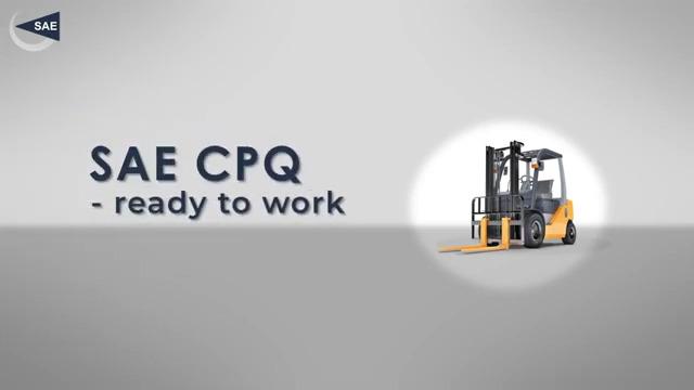 Trailer: SAE CPQ | Konfigurieren | Vertrieb digitalisieren | Angebotserstellung automatisieren