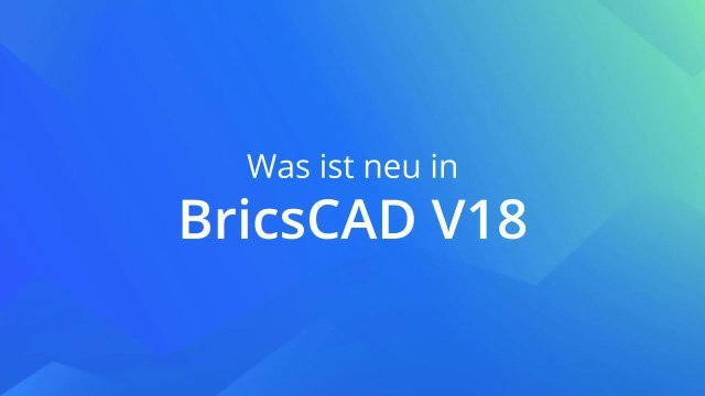 1. Produktvideo BricsCAD® CAD Software