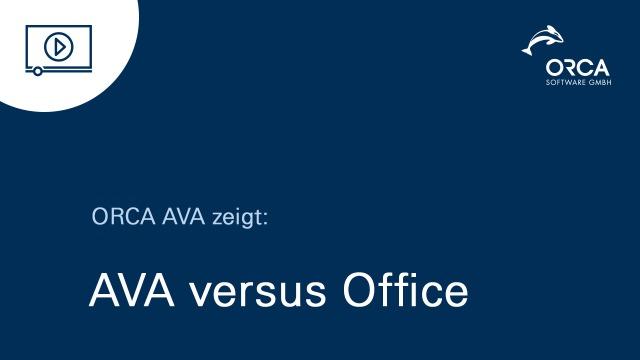 AVA versus Office