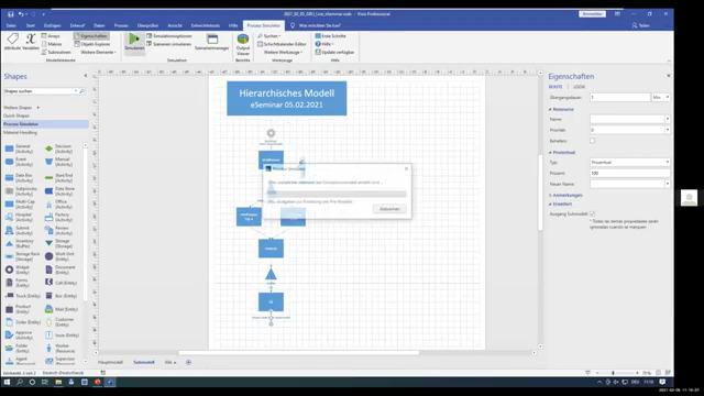 GBU Live eSeminar | Hierarchisches Modellieren mit Process Simulator