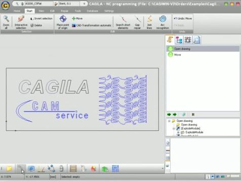 CNC-Programmierung mit Datenreparatur in sechs Schritten