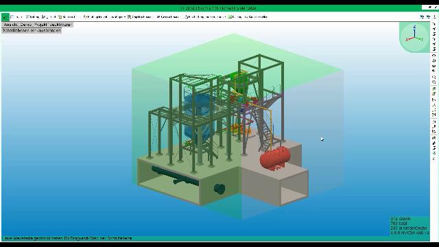 CAD-Lösung für die Rohrleitungsplanung
