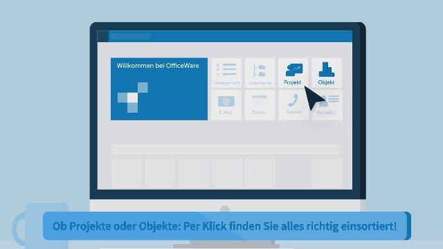 Die Vorzüge von OfficeWare in 3 Minuten