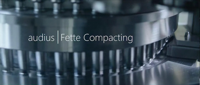 audius.CRM Mobile Service – Success Story Fette Compacting