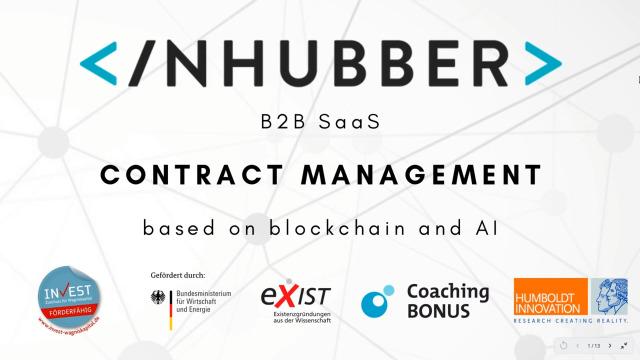 INHUBBER Contract Management