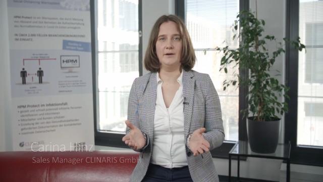 Bettenmanagement in Kliniken mit HPM® Echtzeit-Transparenz optimieren