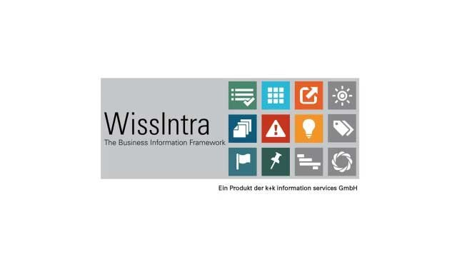 1. Produktvideo WissIntra NG - Qualitätsmanagement und Wissensmanagement Software